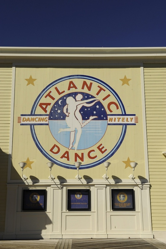 Atlantic Dance Hall at Disney's BoardWalk Area at Walt Disney World Resort