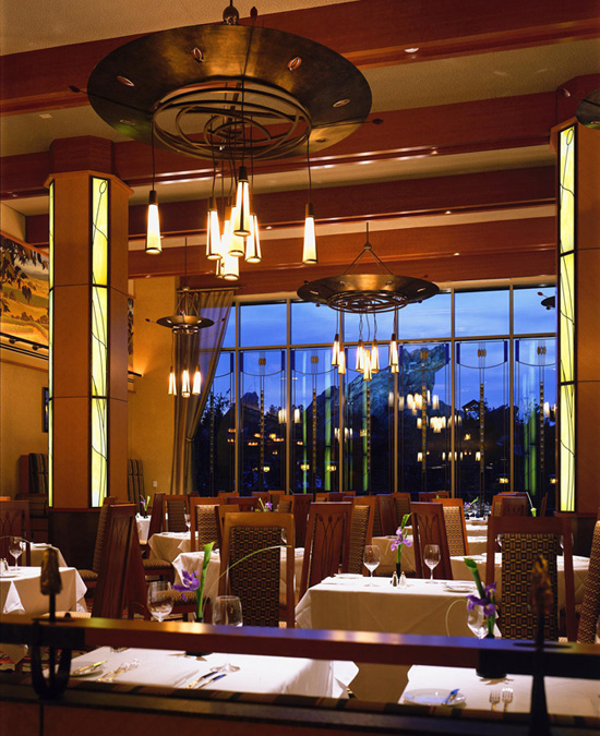 Napa Rose Restaurant at Disneyland Resort