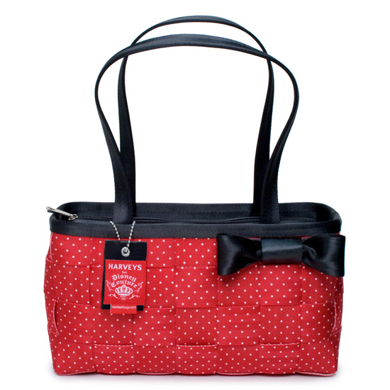 Minnie Mouse Seatbeltbag, Part of Harvey's for Disney Couture