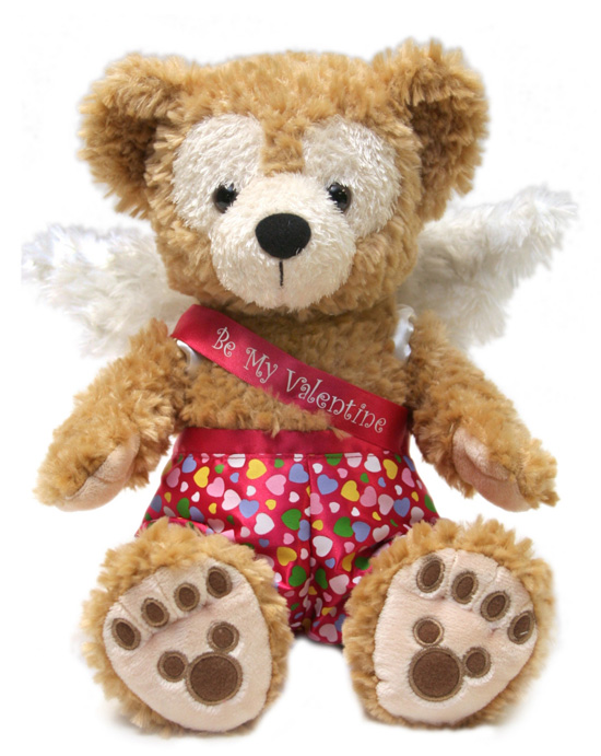 Duffy Valentine's Day Plush