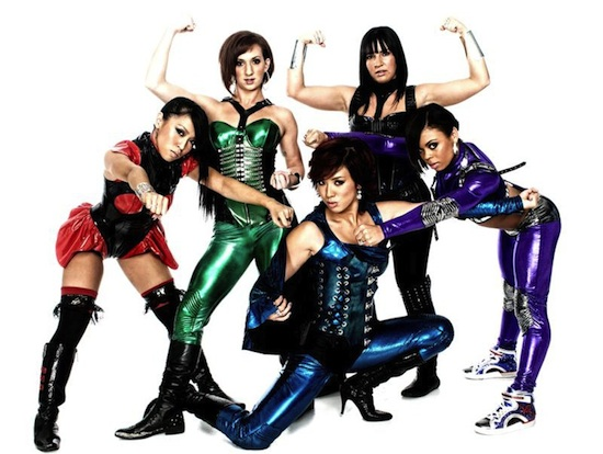 The All-Girl Dance Crew from Los Angeles, We Are Heroes