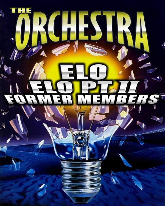 The Orchestra ~ Featuring Former Members of ELO, Coming to Epcot
