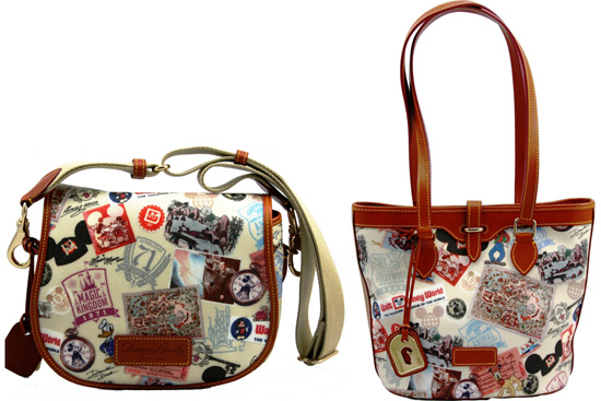 40th Anniversary Dooney & Bourke Collection for Disney Parks