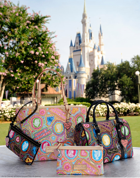 Dooney & Bourke Princess Collection for Disney Parks