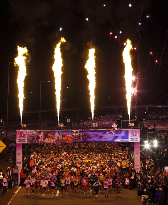 The 2011 Walt Disney World Marathon