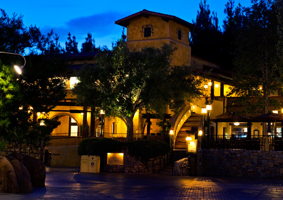 Wine Country Trattoria at Disney California Adventure Park