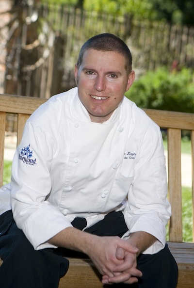 Sean Layne, Area Chef, Big Thunder Ranch and Fantasyland/ToonTown Restaurants, Sommelier