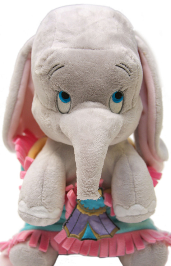 Dumbo Plush Doll