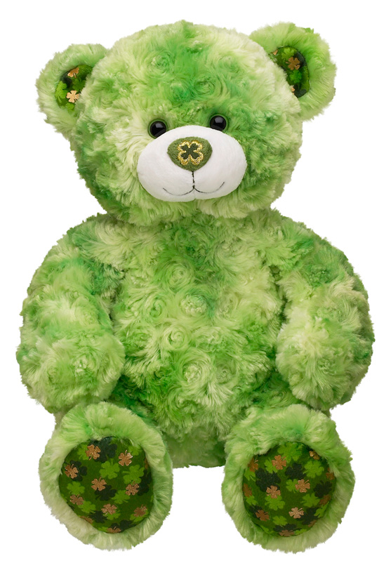 Celebrate St. Patrick's Day with Build-A-Bear Workshop in Downtown Disney