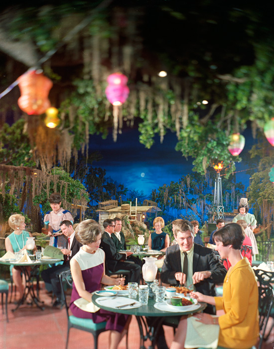 Blue Bayou has been a favorite of Disneyland park guests since 1967.