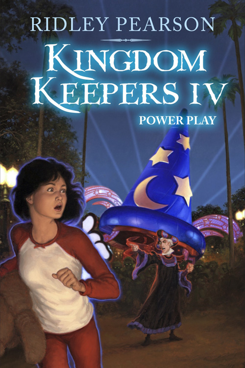 'Kingdom Keepers IV: Power Play' by Ridley Pearson