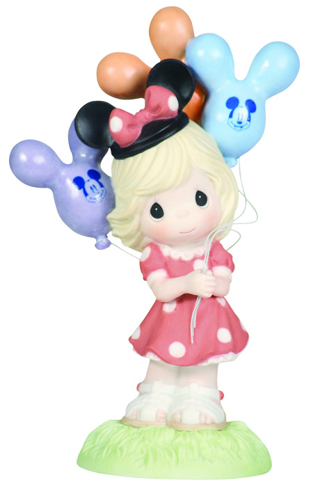 'It's Always a Day in the Parks With You' Precious Moments Figure