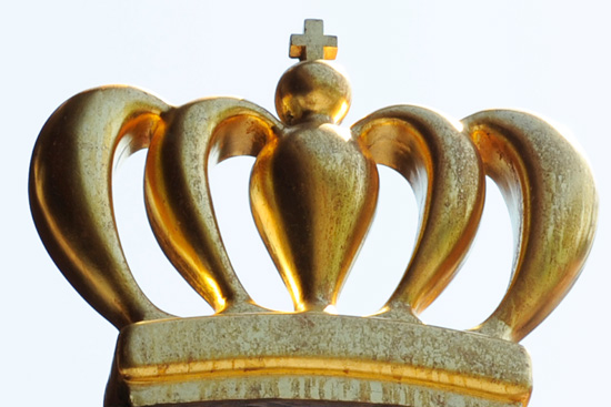 Where at Disney Parks Can You Find This Gold Crown?