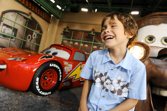 Lightning McQueen to Debut in Lights, Motors, Action! Extreme Stunt Show at Disney's Hollywood Studios
