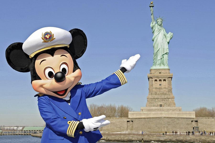 Disney Cruise Line Mickey New Disney Cruise Line