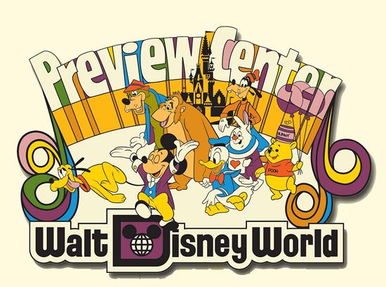 The Florida Project Preview Center Jumbo Pin