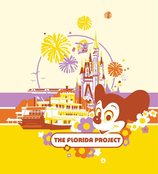 The Florida Project at Walt Disney World