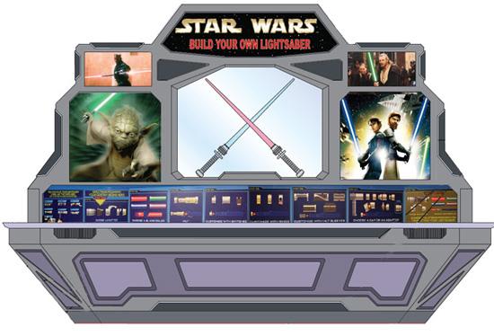Online Star Wars Games Make Your Own Lightsaber 97