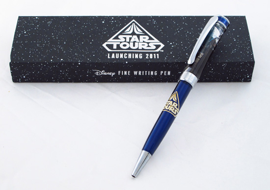 Star Tours Pen