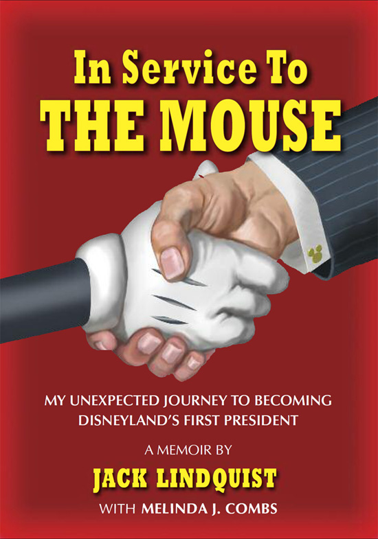 Hot Off the Press: Jack Lindquist Book Signing at Disneyland Park