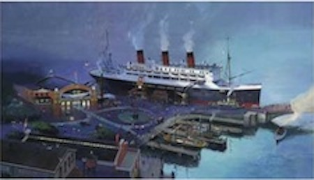 Art on Demand – Magic on the Water