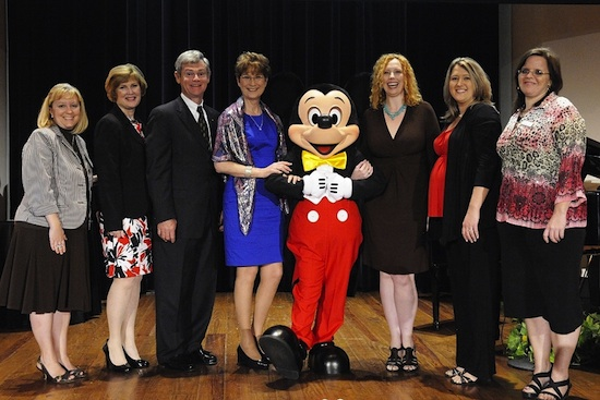 Central Florida Shines with Support from Disney