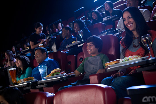 Curtain Rises on AMC Dine-In Theatres at Downtown Disney