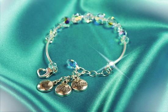 'A Magical Wish' Bracelet from Disney Floral &#038; Gifts