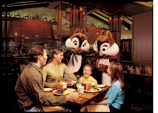 Storytellers Cafe at Disneys Grand Californian Hotel &#038; Spa