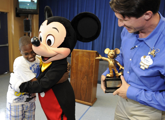Disney Dreamers and Doers Celebrates 15 Shining Stars