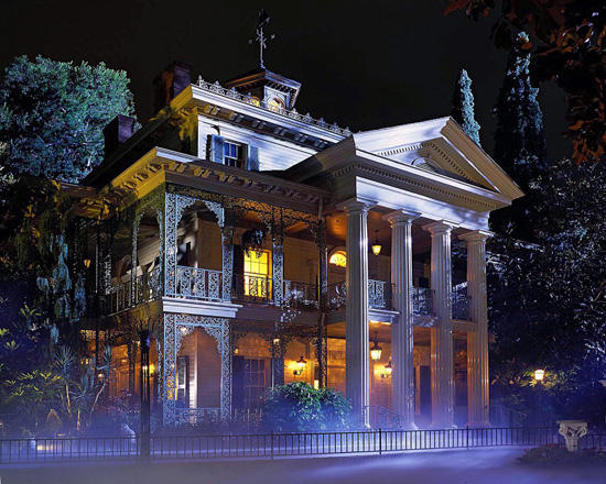 Haunted Mansion at Disneyland Resort