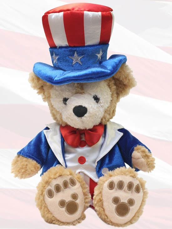 Summer Fun Outfits for Duffy The Disney Bear