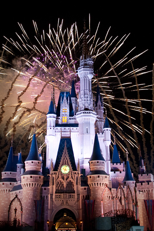 Celebrating Fourth of July at Walt Disney World Resort