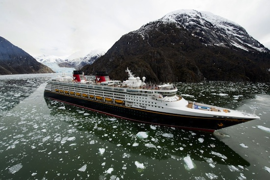 Take 5: Exploring Alaska with Disney Cruise Line