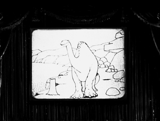 'Gertie the Dinosaur' Animated Film