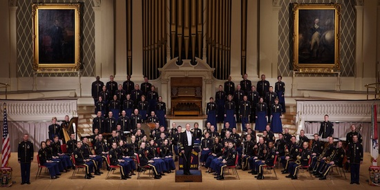 The U.S. Army Field Band and Soldiers Chorus to Perform at Disneyland Resort May 15