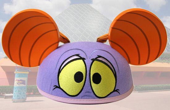 Disney Ear Hat Featuring Figment Coming This Fall