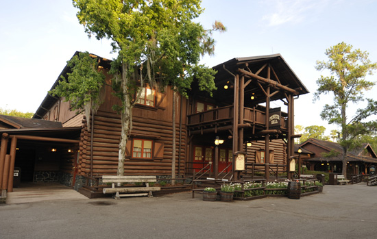 Pioneer Hall at Disney's Fort Wilderness Resort & Campground