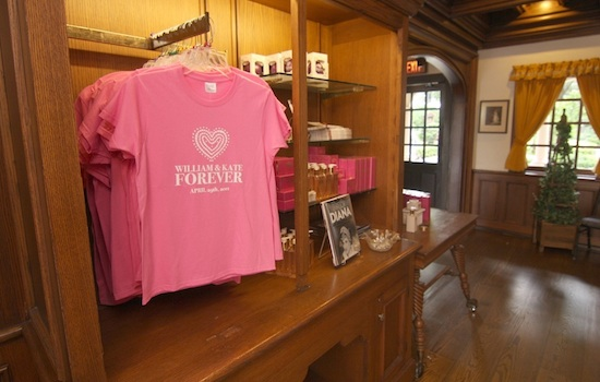 Royal Wedding Merchandise at Epcot