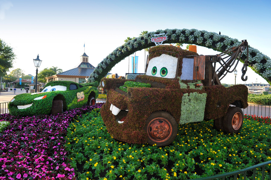 Mater from Disney•Pixar's 'Cars' and 'Cars 2'