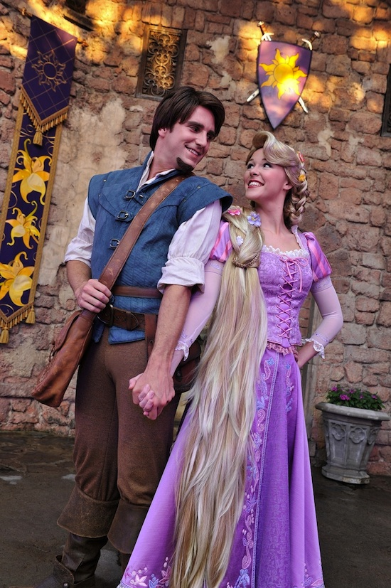 Worldwide Celebration to Honor Rapunzel