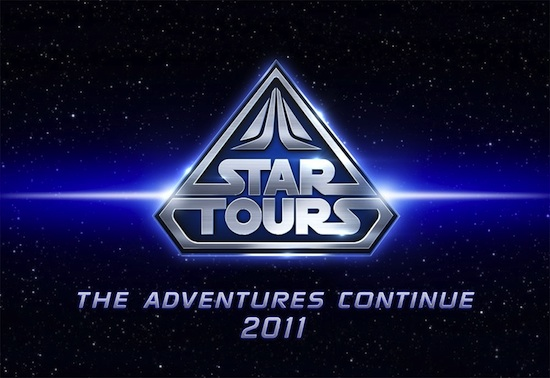Star Tours Event at Disneyland Resort, You Want?