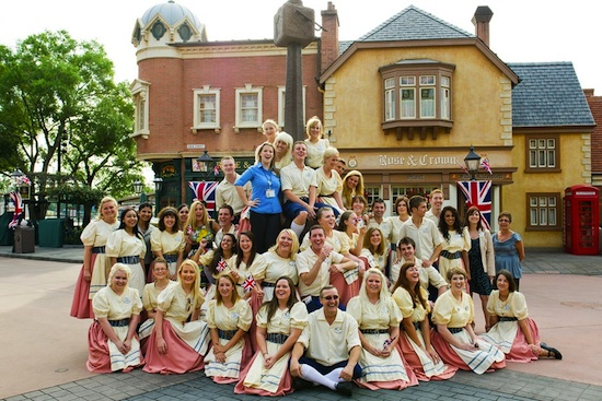 Celebrate the Royal Wedding at Epcots U.K. Pavilion