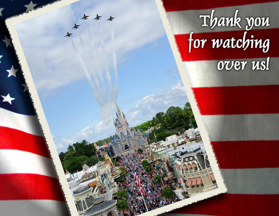 Memorial Day at Walt Disney World