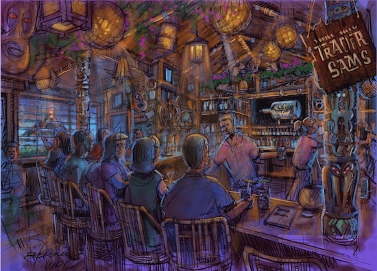 Trader Sam's—Enchanted Tiki Bar