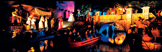 Pirates of the Caribbean at Disneyland Resort