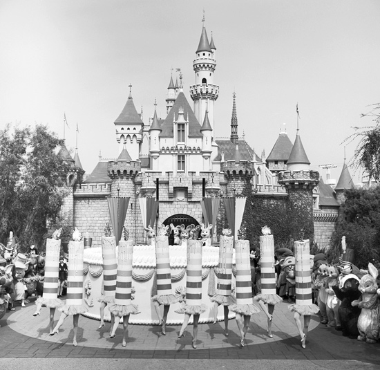 Disneyland Tencennial Celebration