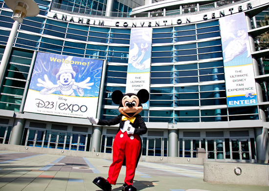 'Carousel of Projects' from Disney Parks at the D23 Expo