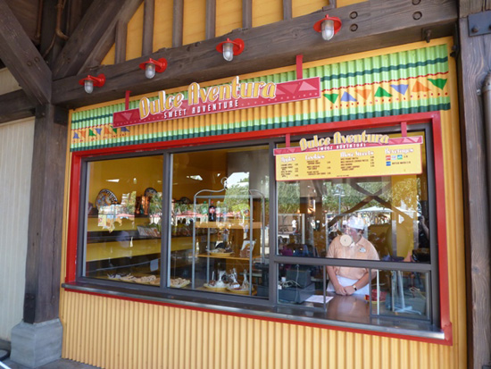 Dulce Aventura at Disney California Adventure Park