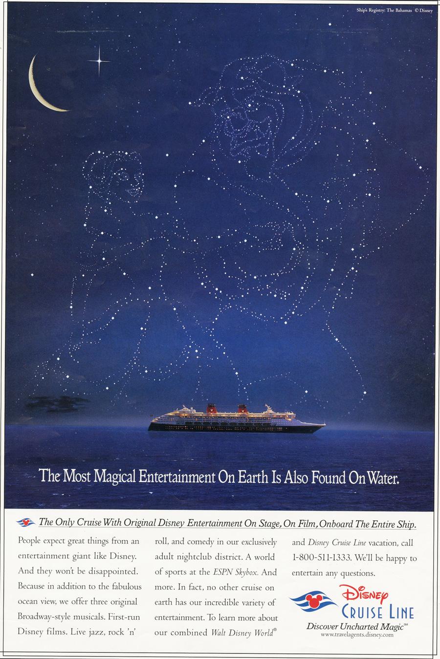 Vintage Walt Disney World A Cruise Through Disney